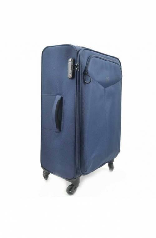 Trolley YNOT Blu navy Trolley TSA lock Unisex - L9003PE19-BLUE