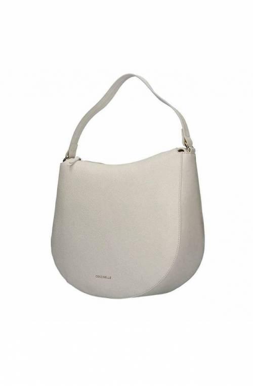 COCCINELLE Bag Female Leather White - E1DC5130101H10