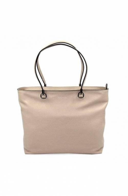 COCCINELLE Bag KEYLA Female Leather Beige - E1DI0110201N43