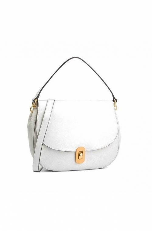 COCCINELLE Bag ZANIAH Female Leather White - E1DG0150101H10