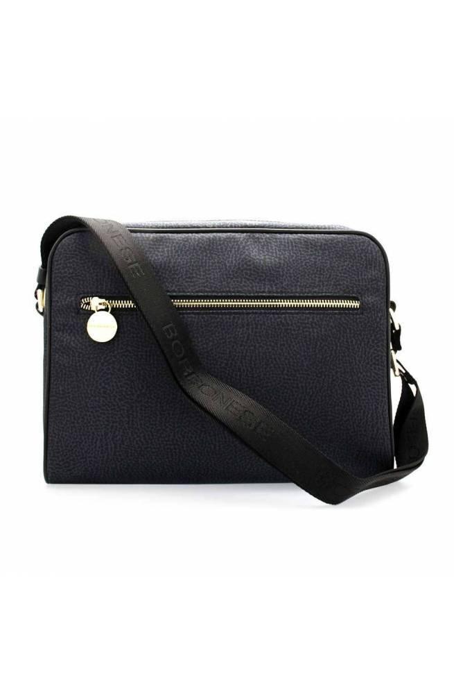 BORBONESE Bag Female Black - 934439-296-100