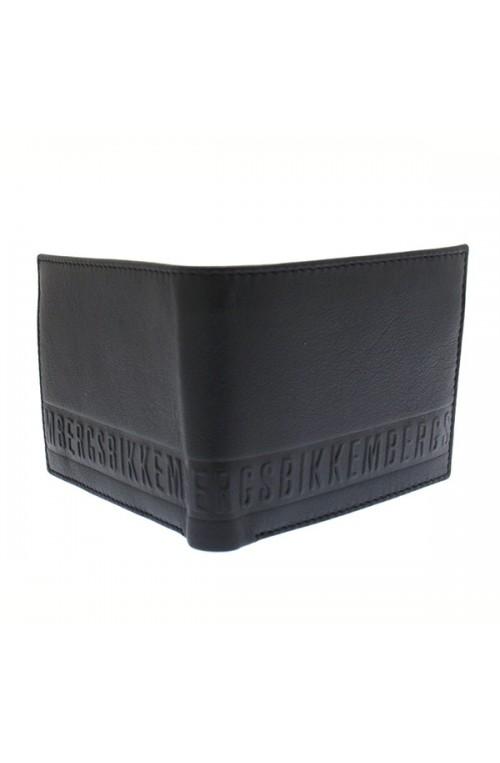 BIKKEMBERGS Cartera Hombre Negro - 6AD3707DD0101
