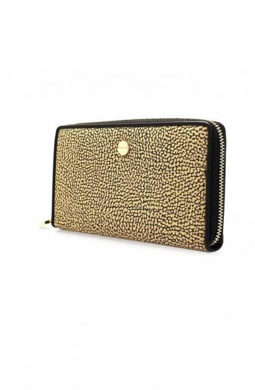 BORBONESE Wallet Female Safari - 900380-F09-F15