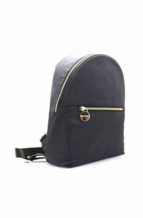 BORBONESE Backpack Female Black - 934459-296-100
