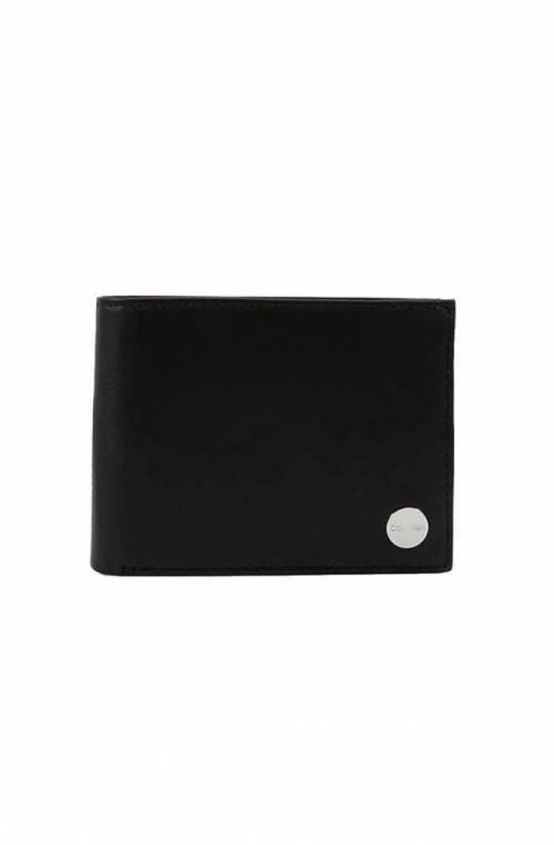 CALVIN KLEIN Wallet Black - K50K504629001
