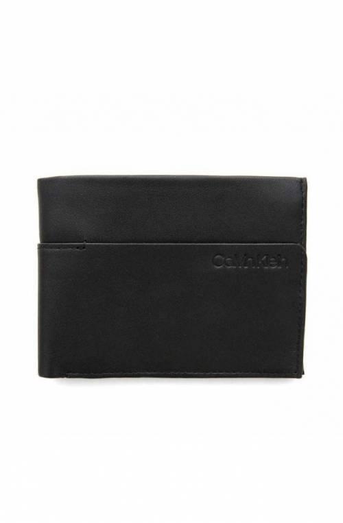 CALVIN KLEIN Wallet Male Black - K50K504634001