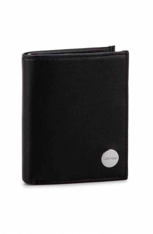 CALVIN KLEIN Wallet Male Black - K50K504646001