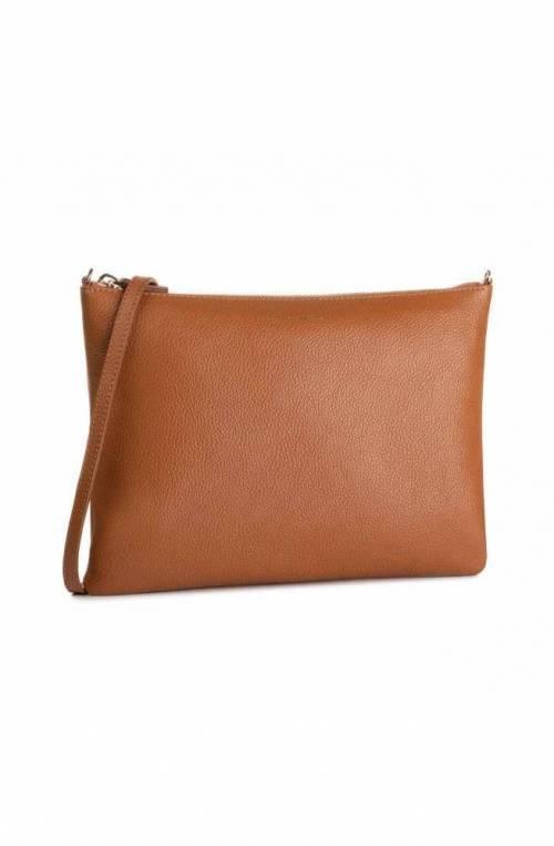 Borsa COCCINELLE MINI BAG Donna Pelle Caramello - E5EV355F407W03
