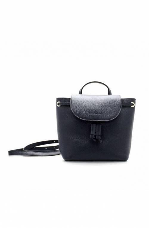 COCCINELLE Backpack MINI BAG Female Leather Blue - E5EV3540107B12