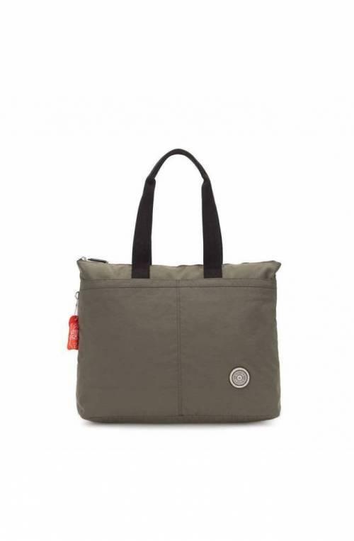 Kipling Bag CHIKA Cool Moss Unisex Grey - KI303175U00