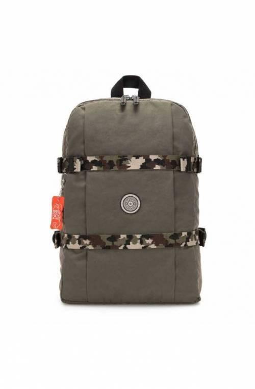 Kipling Backpack TAMIKO Male Military Green - KI377759C