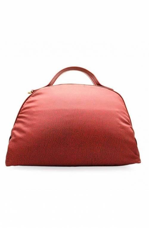 BORBONESE Bag Female Burgundy - 934421-296-T09