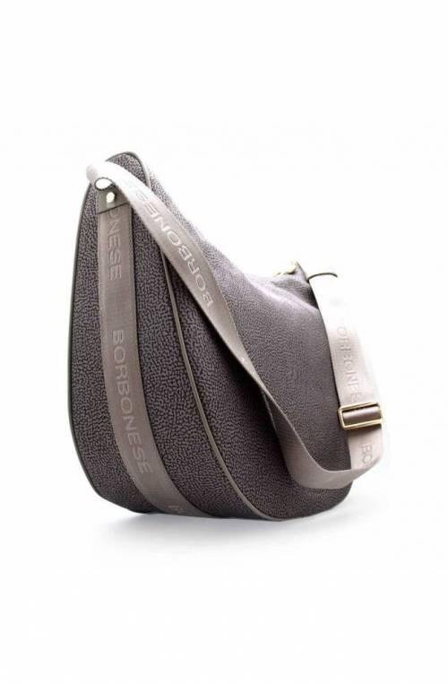 BORBONESE Bag Female Slate grey - 934412-296-Q80
