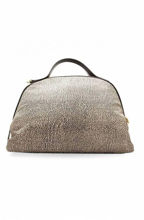 BORBONESE Bag Female Op.Classic Brown - 934421-296-C45