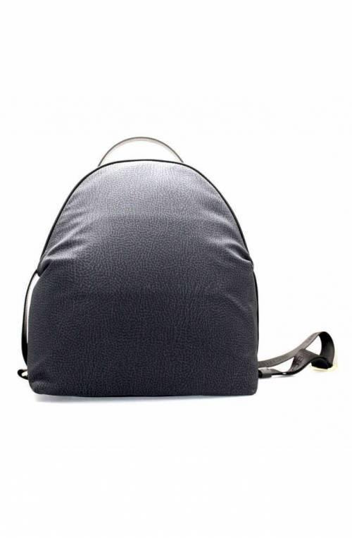 BORBONESE Backpack Female Black - 934426-296-100