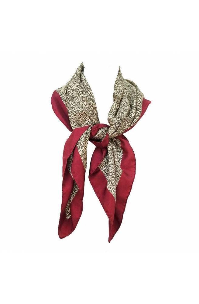 intera collezione le più votate più recenti aspetto elegante Foulard BORBONESE Donna Seta Brulè - 6DL002-N12-T46