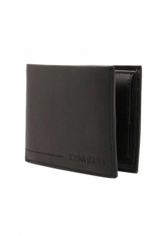 CALVIN KLEIN Wallet FLEX Male Black - K50K504829-BDS