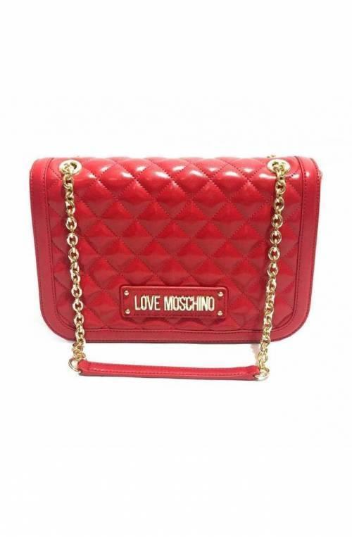 LOVE MOSCHINO Bolsa Mujer Rojo - JC4000PP18LA0500