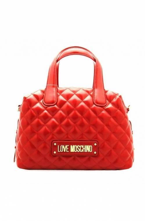 LOVE MOSCHINO Bolsa Mujer Rojo - JC4005PP18LA0500