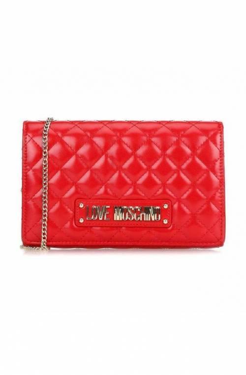 LOVE MOSCHINO Bolsa Mujer rojo - JC4122PP18LA0500