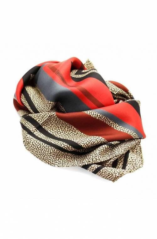BORBONESE Scarf Female Silk 90 X 90 - 6DR004-V81-T21
