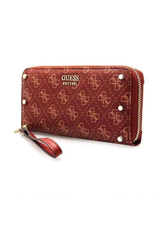 GUESS Wallet ALINE Female Merlot - SWSG7437460MER