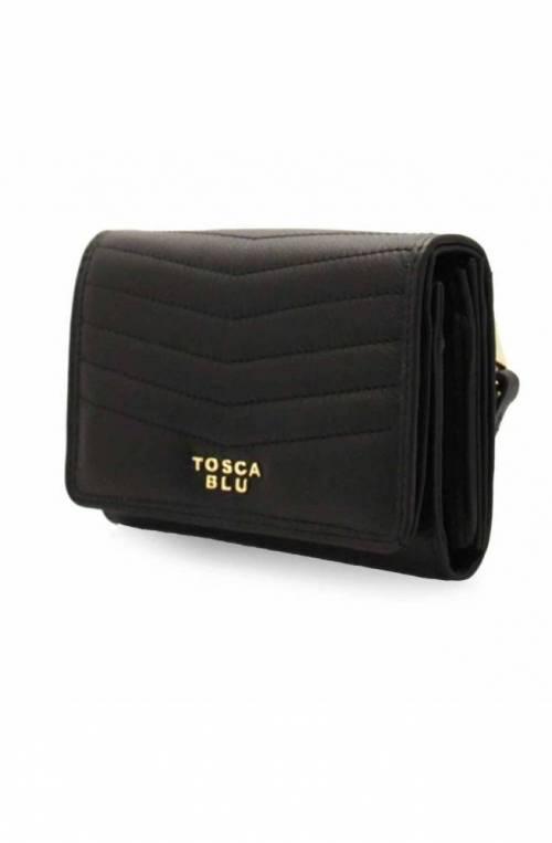 Portafoglio TOSCA BLU LICIA Donna Pelle Nero - TF192P205-C99