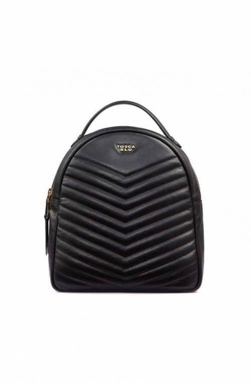 TOSCA BLU Backpack LICIA Female Leather Black - TF192B282-C99