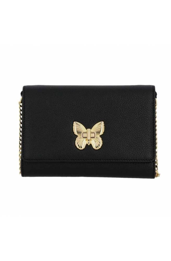 TWIN-SET Bag Female Leather Black - 192TA7022-00006