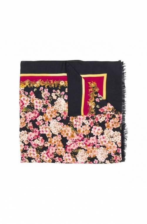TWIN-SET Scarve Female Multicolor Black - 192TA4420-04118