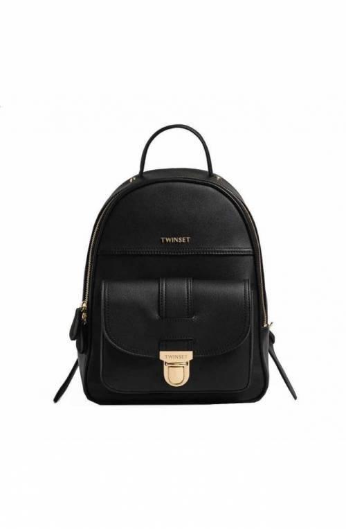 TWIN-SET Backpack Female Black - 192TA7133-00006