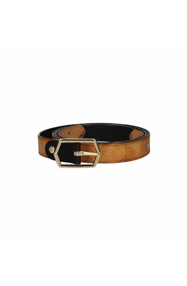 ALVIERO MARTINI 1° CLASSE Cinturón Mujer Reversible Geo-negro - A460-9407-0001