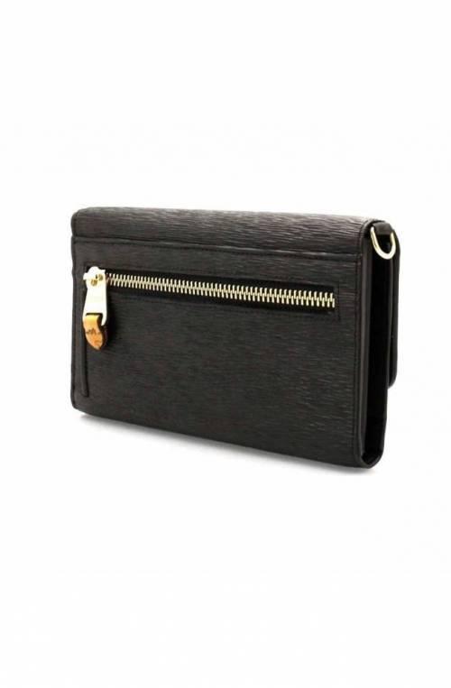 ALVIERO MARTINI 1° CLASSE Wallet Female Black Telephone holder - PF37-9543-0001