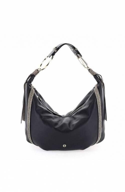 BORBONESE Bag Female Leather Black - 963824-H96-480