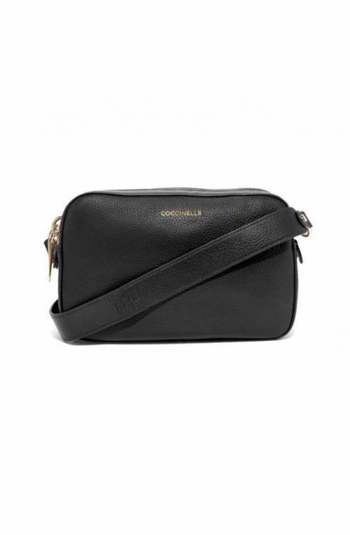 COCCINELLE Bag ALPHA Female Leather Black - E1FS5150201001