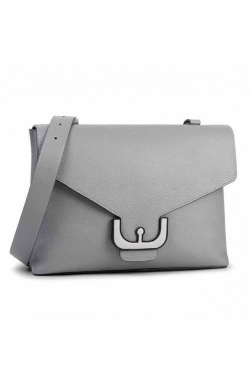COCCINELLE Bag AMBRINE CROSS Female Leather Grey - E1EJ5150201Y05