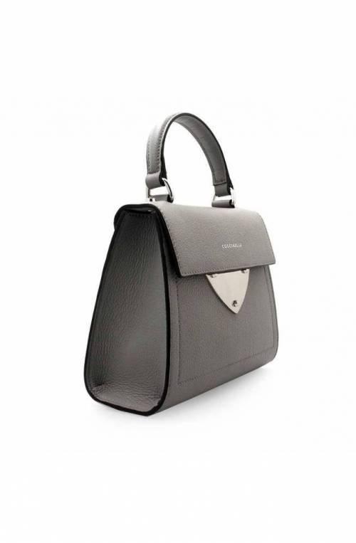 COCCINELLE Bolsa Mujer Cuero Gris - E1E05557701Y05