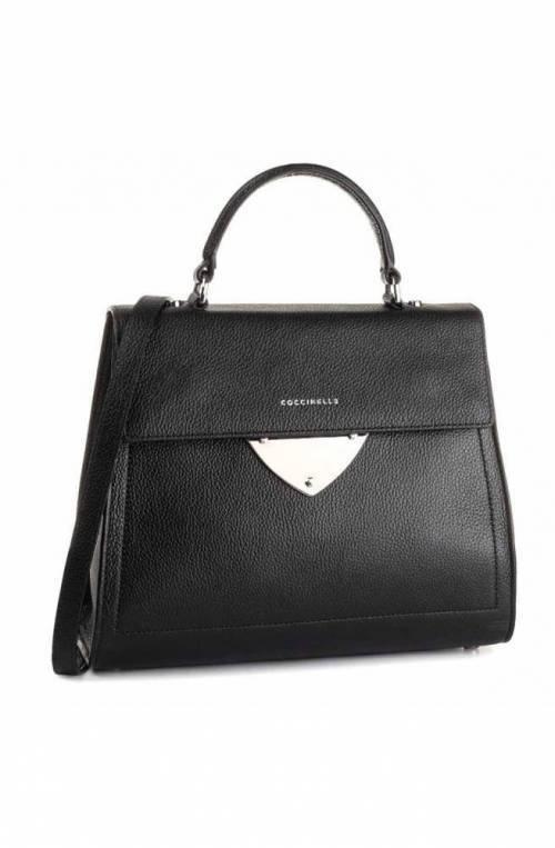 COCCINELLE Bolsa Mujer Cuero Negro - E1E05180301001