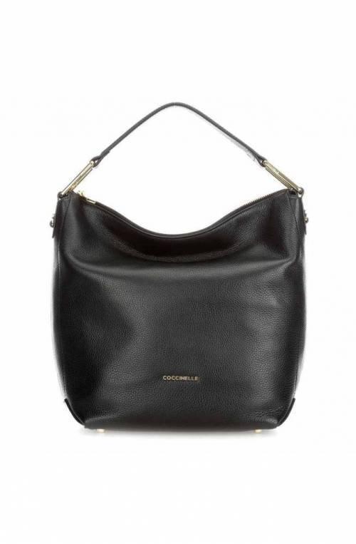 COCCINELLE Bolsa LIYA Mujer Cuero Negro - E1FD0130101001