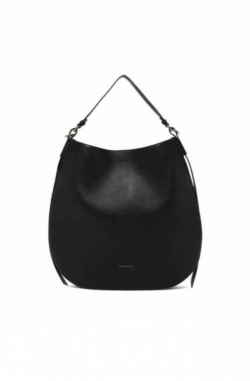 COCCINELLE Bag MAEVA Female Leather Black - E1EBA130101001