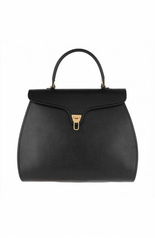 COCCINELLE Bolsa MARVIN Mujer Cuero Negro - E1FP0180201001
