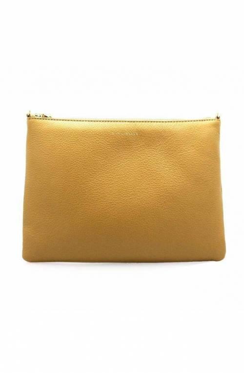 Borsa COCCINELLE MINI BAG Donna Pelle Cammello - E5EV355F407W46