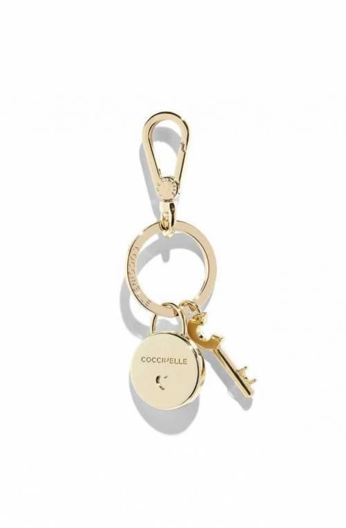 Portachiavi COCCINELLE CHARMS oro Donna - E2EZ441F412J37
