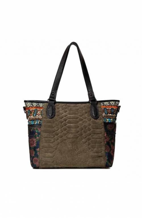 DESIGUAL Bag KAKI MAXTON Ladies Black - 19WAXA01-4092-U