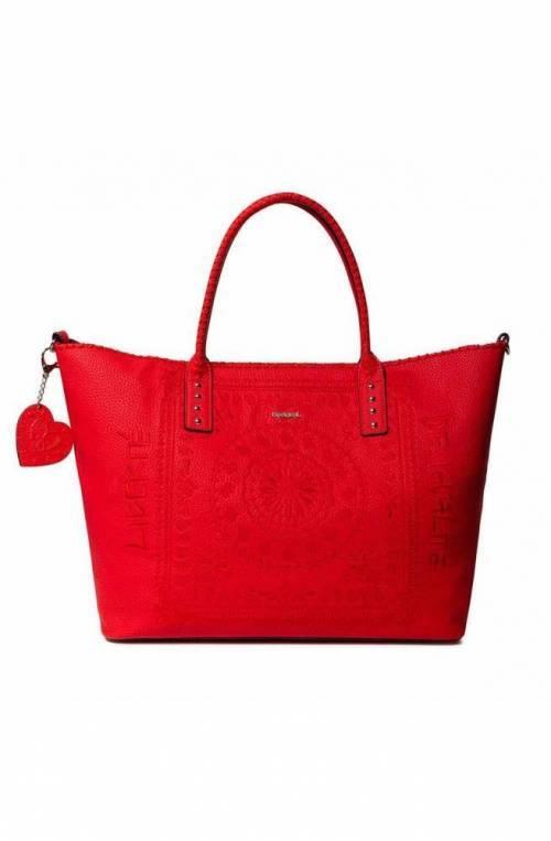 DESIGUAL Bag SOFT BANDANA HOLBOX Female red - 19WAXP80-3083-U