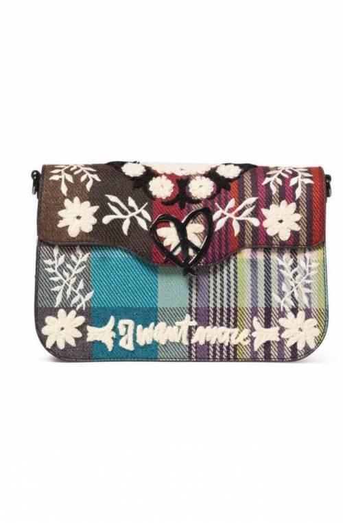 DESIGUAL Bag YESQUERE AMORGOS Female Doodle - 19WAXA69-3000-U