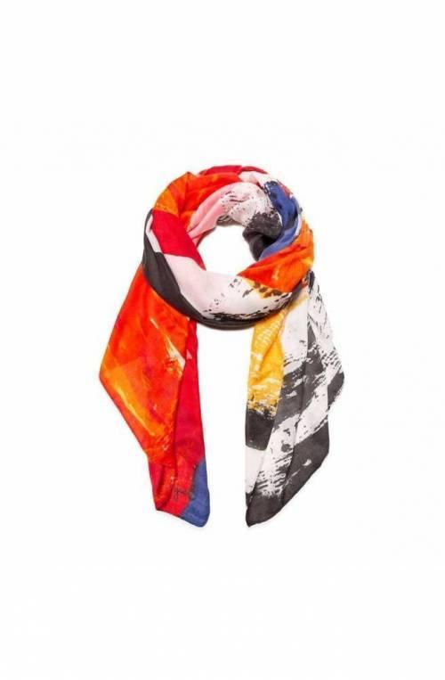 DESIGUAL Scarf Multicolor - 19WAWA42-1001-U