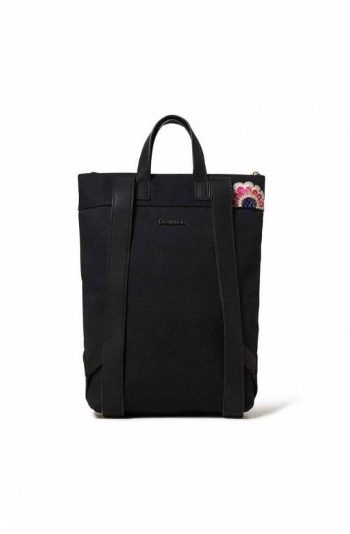 DESIGUAL Backpack ANUBIS BAZA Female Black - 19WAKA44-3002-U