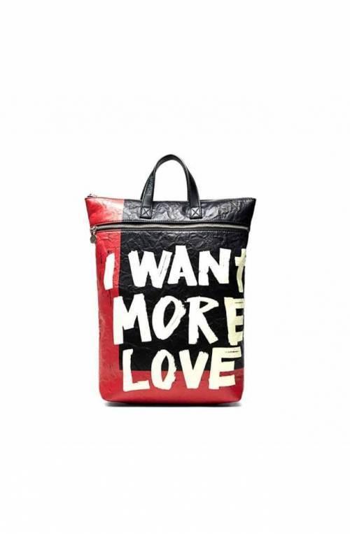 DESIGUAL Backpack ARTY_MESSAGE CRAFT_BAZA Female Multicolor - 19WAKP10-2000-U