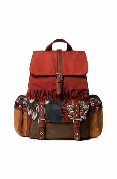 DESIGUAL Backpack Female Multicolor - 19WAKA11-3133-U